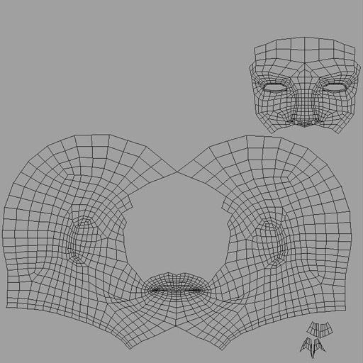 uv_face